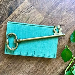 Vintage / Antique - Brass Church Key